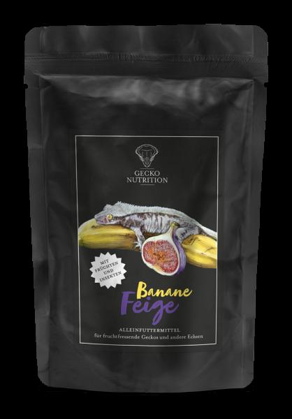 Gecko Nutrition Banane Feige