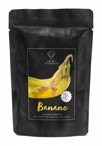 Gecko Nutrition Banane