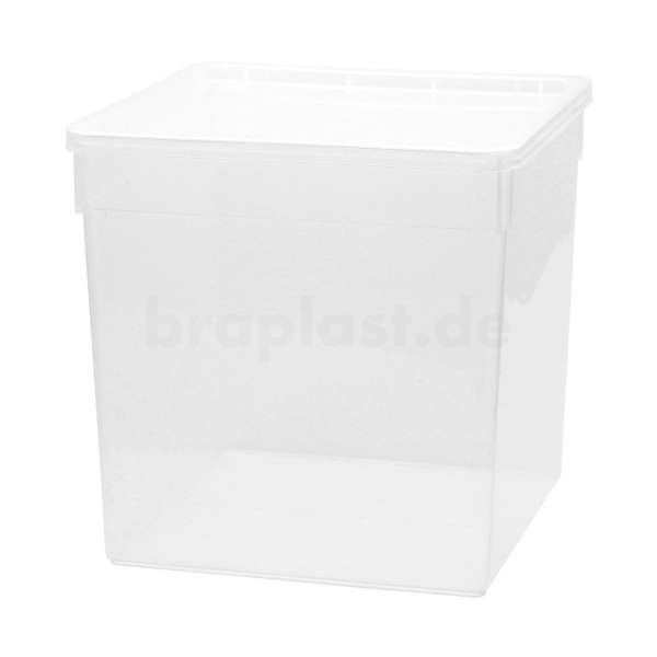 BraPlast Dose 19x19x19 cm (5,8 Liter)