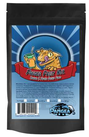 Pangea Fruit Mix Gecko Food